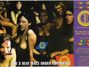3 Beat Records - Liverpool Magazine Ad - Various Publications