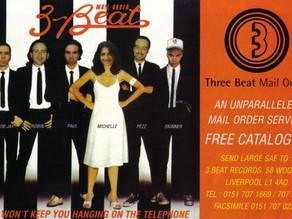 3 Beat Blondie Magazine Advert