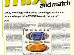 1996 - Quality Remixes a Rarity ?