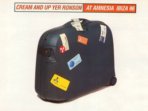 Cream Up Yer Ronson 1996