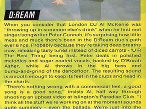 D:ream - Al Mackenzie meets Peter Cunnah.