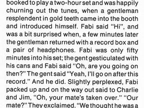 Fabington Paras 'The DJ Imposter'