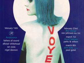 Voyeur Adverts - 1996