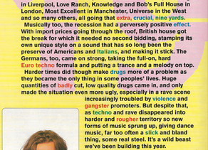 1992.. Mixmag - The good and bad..