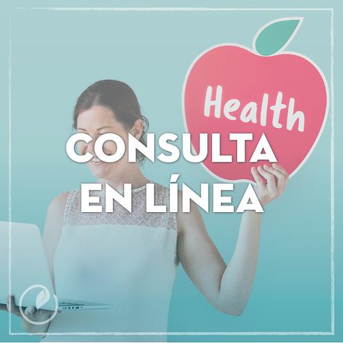 Consulta Nutricional en Línea