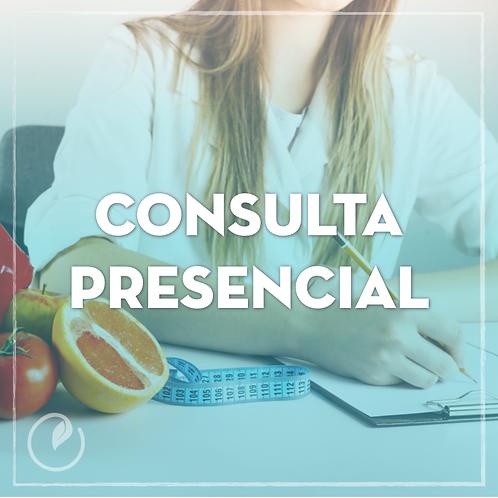 Consulta Nutricional Presencial