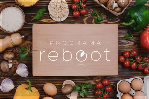 Programa nutricional: Metamorfosis Reboot