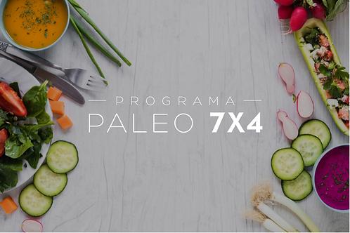 Programa Paleo 7X4