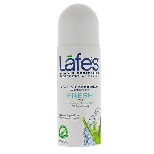 Desodorante Lafe's aroma FRESH