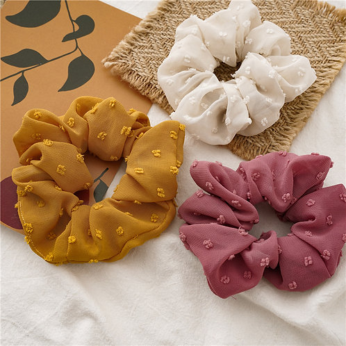 HS00216 HAIR SCRUNCHIES