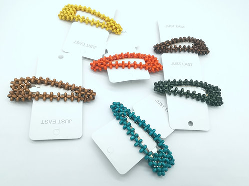 H00221(BROWN,CREAM, BLUE, GREEN, YELLOW, ORANGE)