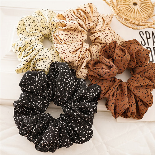 HS00231 LARGE HAIR SCRUNCHIES (2 in One Set)
