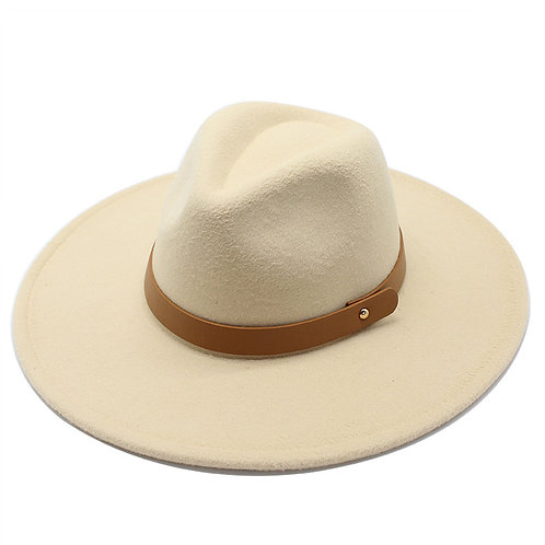 HT00201 LEATHER HAT