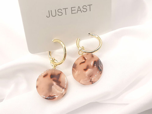 E00800 RESIN EARRINGS