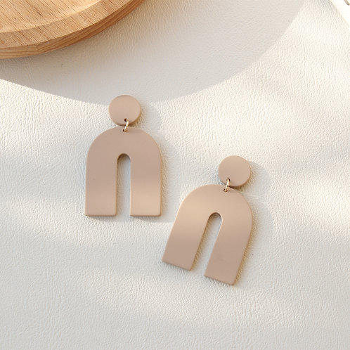 E01002 EARRINGS   5.5CM