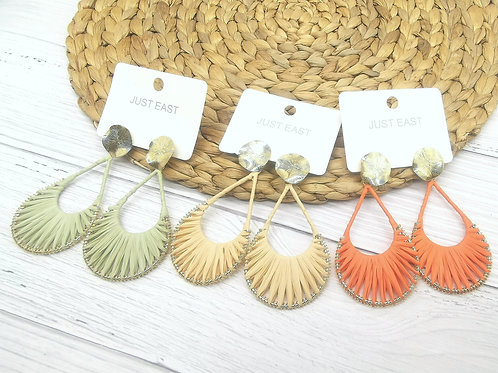 E00726(GREEN,CREAM,ORANGE)