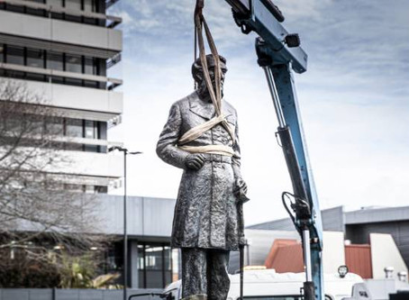 Tearing down statues. What next?