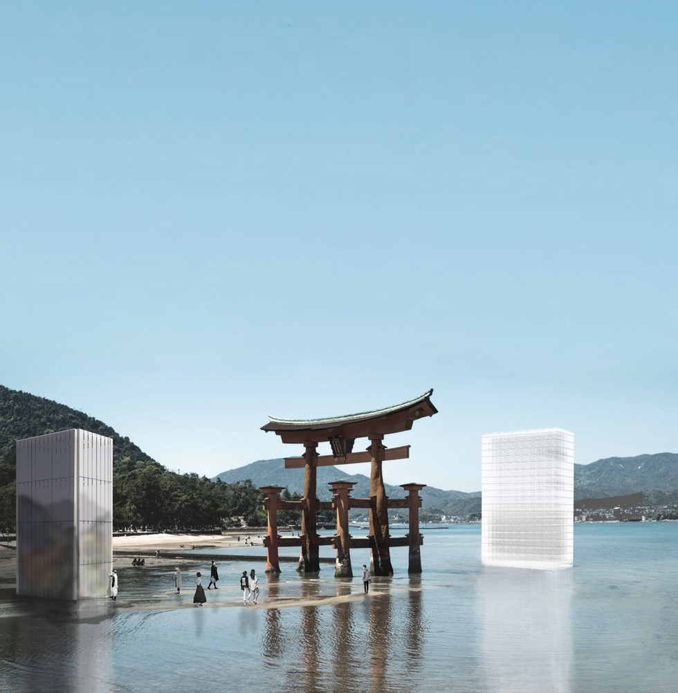 PAR_Plastic Tower