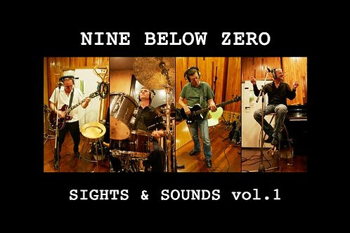 Sights and Sounds Vol. 1 DVD & CD