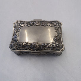 Antique Edwardian Jewellery Box - Antiques Dealer in London, UK | Antiques Store in London