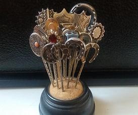 Antique Gentlemen`s Jewellery - Antiques Dealer in London, UK | Antiques Store