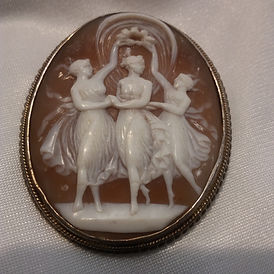 Antique Cameo Jewellery - Antiques Dealer London, UK | Antiques Store in London