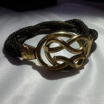Hair Bracelet, Sentimental jewelry - Online Antique Store | House of piqué