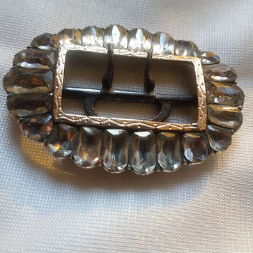 Paste shoe buckle - Online Antique Store | House of piqué