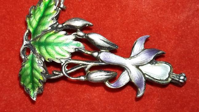 Art nouveau jewelry - Online antique store | House of piqué