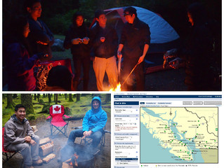 The Joys of Car Camping