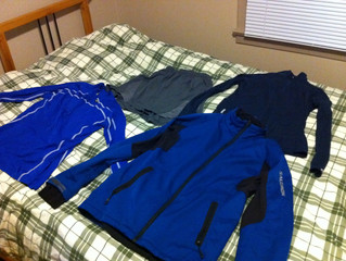 Braving the Elements: Running in Cold Weather Part 1 – Fabrics