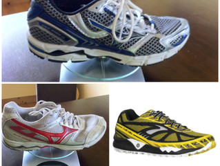 Finding the Right Running Shoes