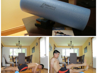 Too Cheap for a Real Massage: Self Massage using a Foam Roller