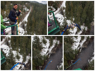 Jumping from a Perfectly Good Bridge: Bungee Jumping
