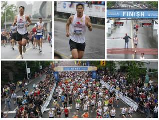1:22:44 – 21.1km Half Marathon