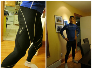 Tighter Tights – A look at Compression Pants