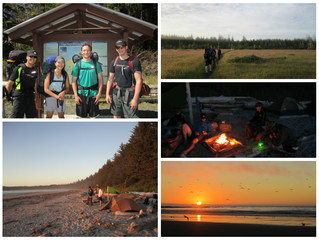 Cape Scott: Beach Camping on Vancouver Island