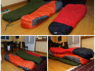 Sleeping Bag Shootout – Military vs Civilian