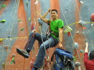 More Mountain Training: Crevasse Rescue Dry School