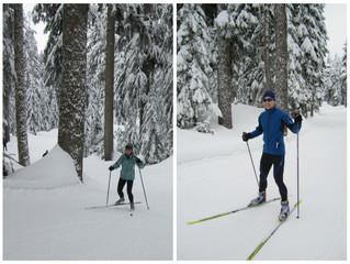The Basics: X-Country Skiing at Cypress