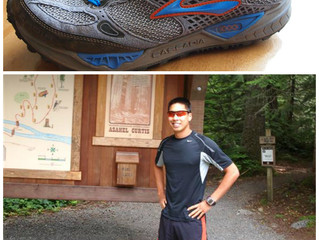 Be One with the Forest: Trail Running