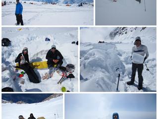 Climbing Denali Part 4