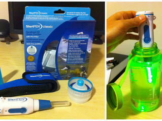 SteriPEN: Drinking Water Made Easy
