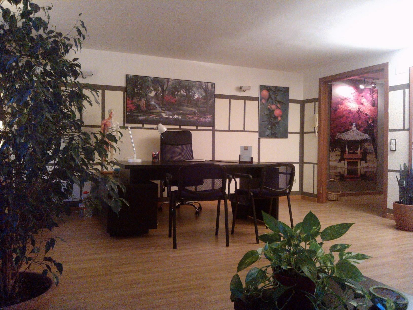 Despacho centro Saam Acupuntura