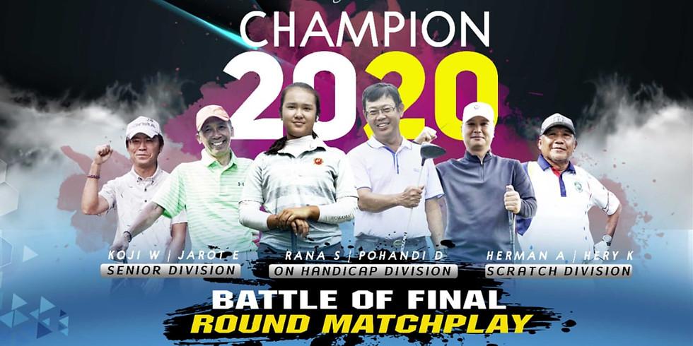 Final Matchplay 2020