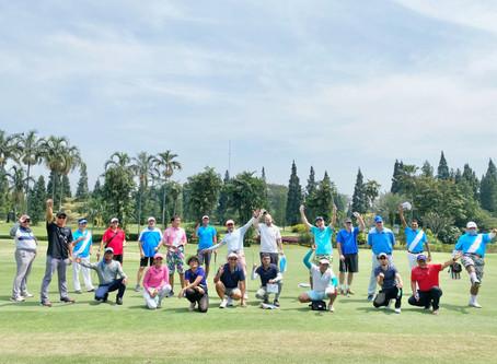 Jakarta Albatross Weekday Golf Society (JAWS) in Klub Golf Bogor Raya 24th July 2020