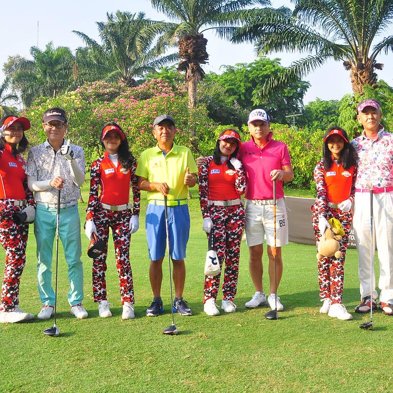 Member & Guest Tournament 1st Qualification Club Champion 2022