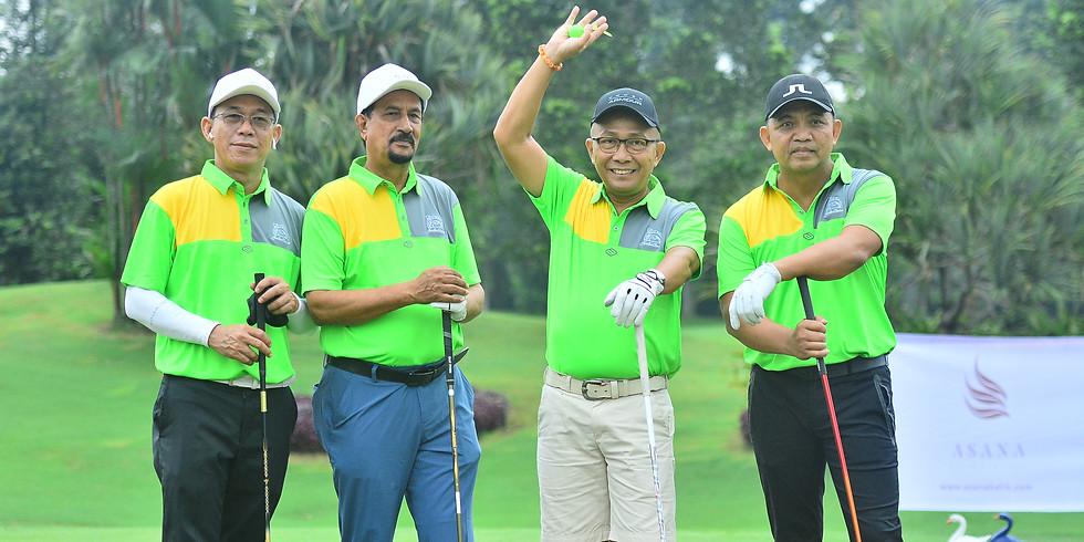 Member & Guest Tournament 3rd Qualification Club Champion 2021