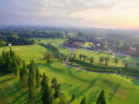 Klub Golf Bogor Raya, Golf dengan Nuansa Kebun