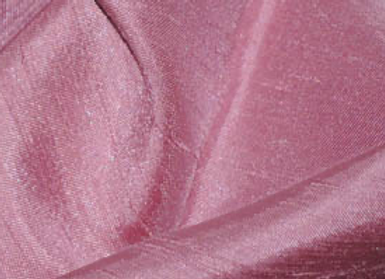 DUSTY ROSE SHANTUNG SATIN